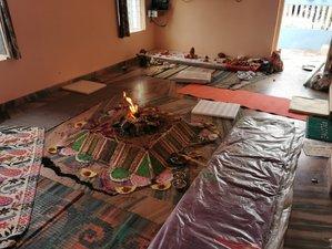 30 Day Online Yoga, Pranayama, and Meditation Retreat