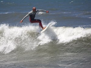8 Days Exciting Beginner and Intermediate Surf Camp in Esmoriz, Portugal
