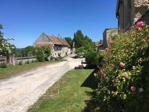 11 jours en stage de Kriya yoga et yoga du Cachemire dans la vallée de l'Aisne, France