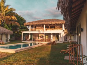 8 Days Transformational Beach Surf and Yoga Retreat in Ecuador