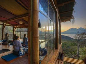 26 Days 200-Hour Yoga Teacher Training in San Marcos La Laguna, Guatemala
