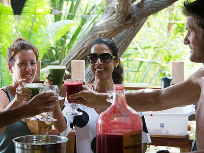 7 Days Ayurvedic Detox Retreat,  Brazil