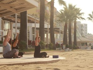 3 Day Beach Yoga Retreat with Private Classes in Durres