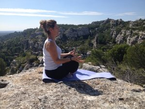 8 jours en stage de yoga sur l'île de Santorin en Grèce