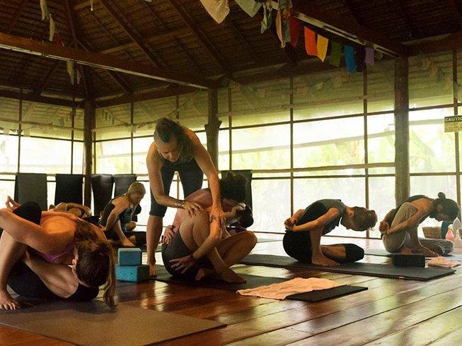 3 días retiro intensivo de yoga en Ko Phangan, Tailandia
