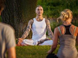 3-Daagse Goede Voornemens Yoga Weekend in Klooster in Biezenmortel, Nederland