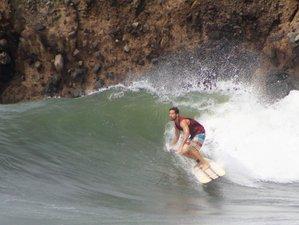 7 Days Invigorating Surf Camp La Libertad Department, El Salvador