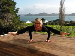 4 Day Mid Week Hiking, Nutrition Workshop, and Yoga Holiday in Whangarei Heads, Northland
