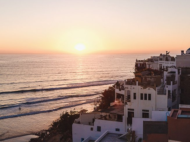8 Days All inclusive Surf Camp Taghazout, Morocco