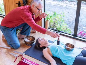 4 Day Winter Wellness Yoga Retreat with Crystal Sound Bowl Healing in New Plymouth, Taranaki