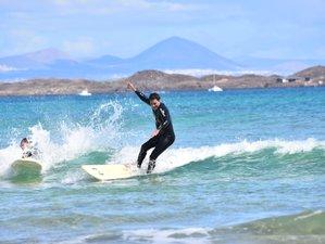 8 Days Surf Camp in Corralejo, Spain