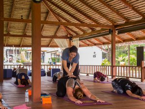 22 Days Muay Thai Training with Yoga Holiday in Phuket, Thailand