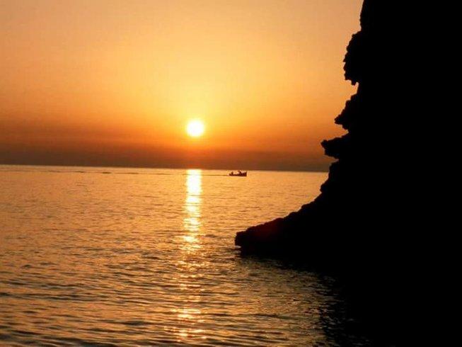 7 Tage Meditation und Chakra Yoga Retreat auf Sizilien, Italien