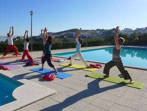 6-Daagse Meditatie en Yoga Retraite in Portugal