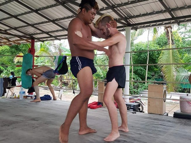 30 Days Muay Thai, Western boxing, Unique location in Countryside and Mountains,Phetchabun,Thailand