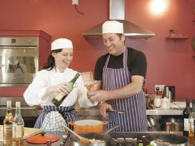 2 Days Ballyknocken Weekend Cookery Getaway in Ireland