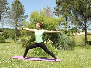 5 Days Detox and Wellness Yoga Retreat France