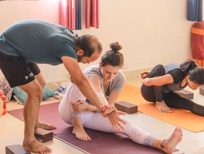 2 Months 500-Hours Master Multi Style Yoga Teacher Training in Rishikesh, India