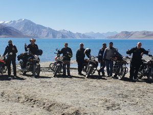 11 Days Guided Trans Himalayan Motorcycle Tour India