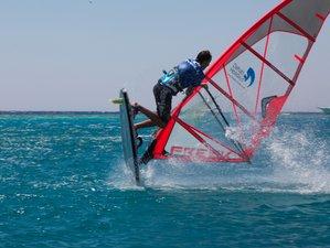 7 Days Beginner Kite or Windsurf package in Dahab, South Sinai, Egypt