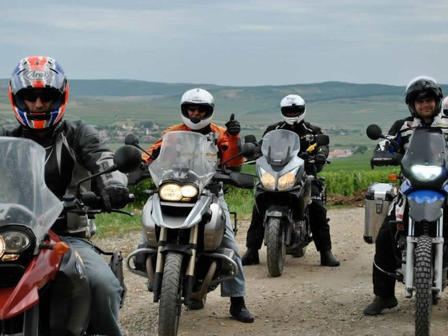 8 Days Unforgettable Motorcycle Tour in Carpathian Mountains, Romania