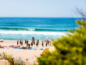 8 Days Premium White Waves Surf Camp in Ericeira, Lisbon Area, Portugal