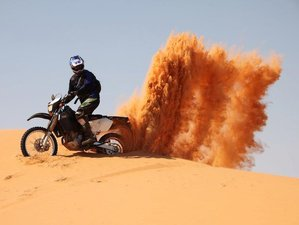 18 Day Finke Desert Race and East to West Across the Country Guided Motorcycle Tour in Australia