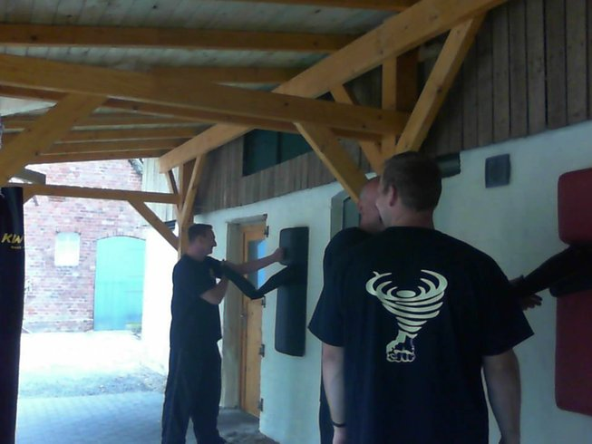 4 Days Self-Defense, Kung Fu, and MMA Training in Kleve, Germany
