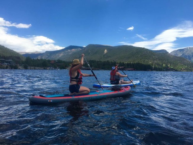 5 Days Ladies' Hiking and SUP Yoga Retreat in Colorado, USA