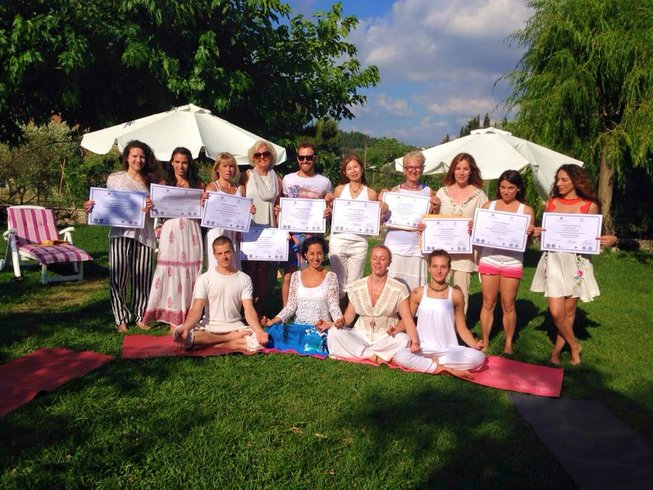 26 Days 200-hour Yoga Teacher Training in Greece