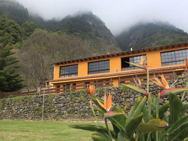 3 días retiro de yoga y naturaleza en Tenerife, España