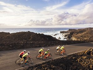 8 Days Lanzarote New Year's Cycling Escape in Spain
