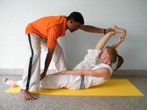 15 Day Therapy Mysore Yoga Retreat