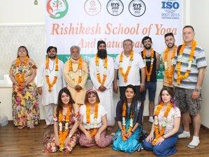15 Days Best Yoga Retreat in Rishikesh, India