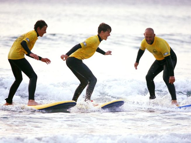3 Days Astonishing Surf Camp UK