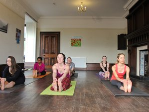 8 Days Healthy Cookery and Yoga Retreat in Cornwall, UK