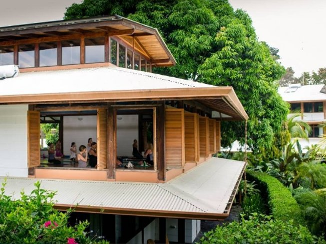 8 Days Pura Vida Meditation and Yoga Retreat Costa Rica