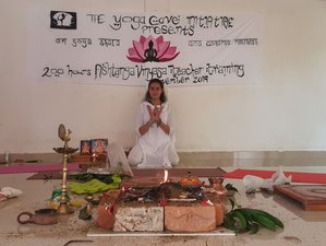 23 Day 200-Hour Blissful Hatha Yoga Teacher Training Course in Goa