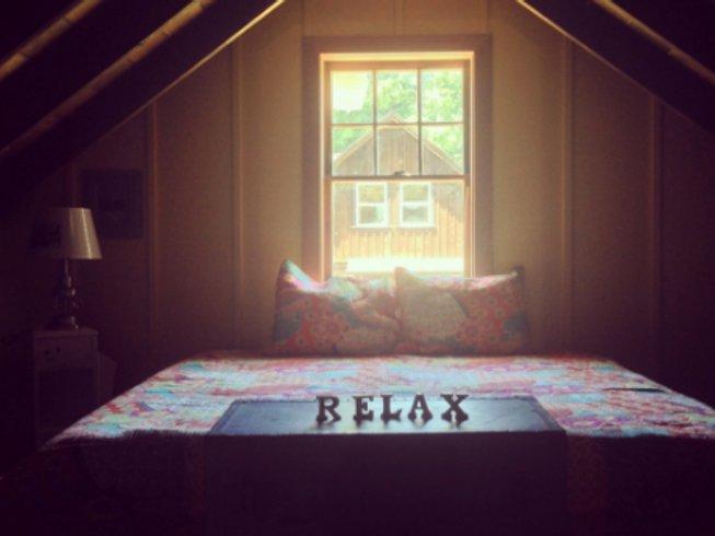 5 Days Digital Detox Yoga Retreat in the Redwoods, USA