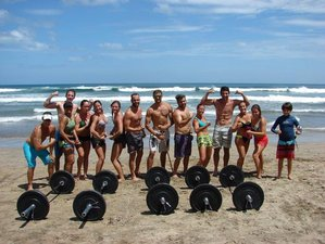 8 Days Crossfit and Surf Camp in Costa Rica