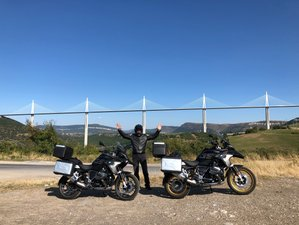 12 Day Magical Massif Central Guided Motorcycle Tour in France