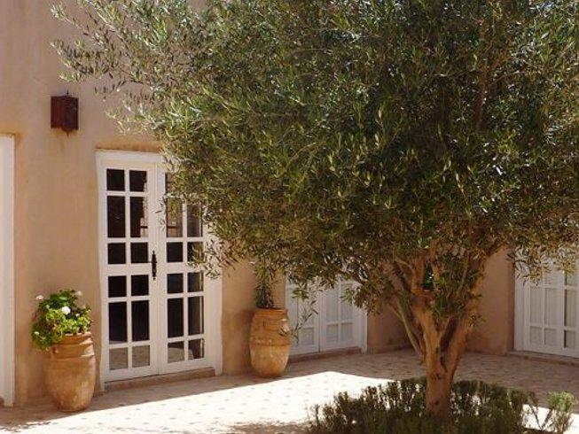 8 jours en stage de yoga d'éveil à Taroudant, Maroc