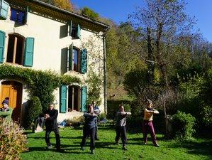 4 jours en retraite de tao yoga, méditation et qigong en Ariège