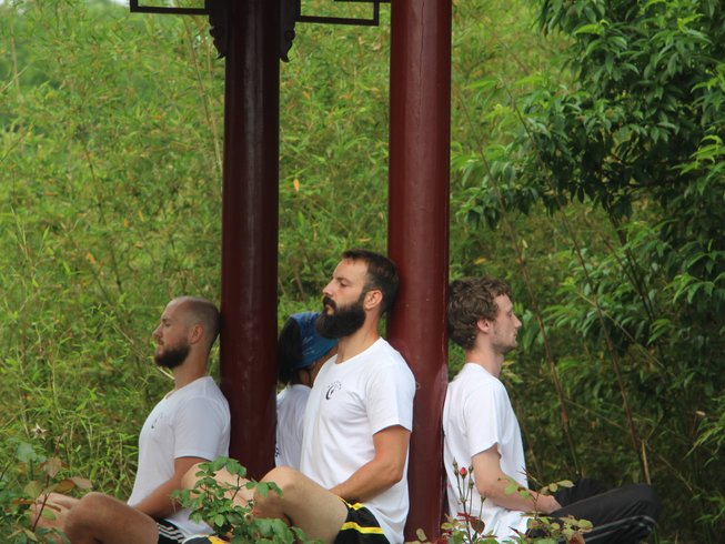2 Months Tai Chi and Qigong Retreat in China