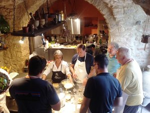 7 Day Cooking Vacation in Italy, Traveling From the Roman Countryside to Lecce and Salento