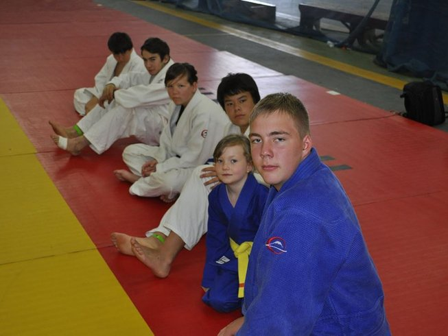 1 Week Canada Taekwondo Summer Camp for Children