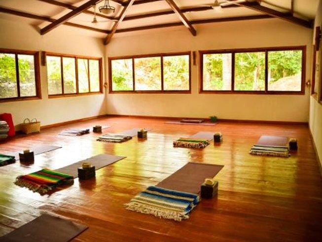 5-Daagse Kracht van de Natuur Yoga Retreat in Panamá Oeste, Panama