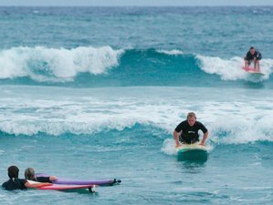 8 Days Laid Back Surf Camp, Fiji