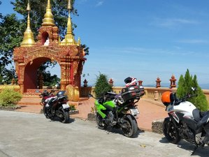11 Days Guided Motorcycle Tour in Thailand and Laos