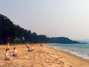 14 Days Upward Spiral Yoga Retreat and Short Yoga Teacher Training in Goa, India